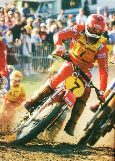 André Malherbe # vintage motocross