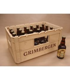 Grimbergen Goud 8 full crate 24 x 33 cl