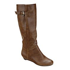@Sarah Wright Remember that boot discussion we had? I found these at Rack Room! Super cute. I totally bought them.