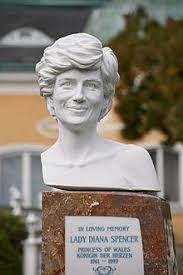 Image result for princess diana STATUE