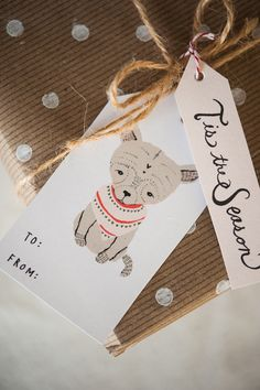 Kelli Murray | FREE PRINTABLE CHRISTMAS GIFT TAGS Kelli Murray