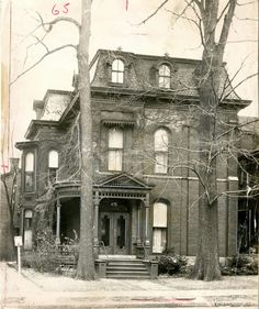 Mark Twain book disproves long-held beliefs about his life in Buffalo - City & Region - The Buffalo News~  Twain married the luminous beauty Olivia Langdon, a native of Elmira, and they moved into a comfortable mansion at 472 Delaware St. (now Avenue) purchased as a surprise wedding gift by her father, coal magnate Jervis Langdon. Twain and his new wife hosted visitors and socialized.