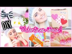 ▶ DIY Valentines Room Decor, Gifts & Treats! | Aspyn Ovard - YouTube