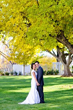 St. George temple.  Wedding photography.