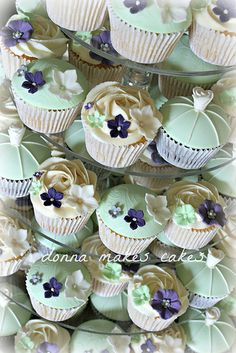 mint and purple wedding - Google Search