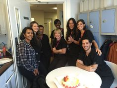 Enjoying another delicious cake from PAUL Bakery, Patisserie, Café and Restaurant to celebrate Beatrice and Manual's ‪#‎birthday‬! We hope you had an awesome day =)