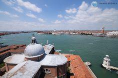 Italien  Venedig  Ciudecca Kanal