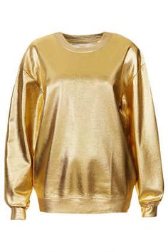 Metallic Sweat By Tee And Cake - Jersey Tops  - Clothing