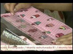 Mini Frasqueira Térmica - por Renata Herculano - YouTube