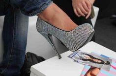 Shoes.  #fashion #heels #pumps #shoes
