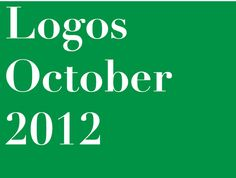 Check out my latest work - Logos October 2012 by Joshua Clarke, via Behance