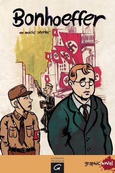 Das Leben des Dietrich Bonhoeffer – einmal ganz anders erzählt - Eine Bonhoeffer-Biographie in Comic-Form - Neue Leserkreise für ein ernstes Thema erschließen Dietrich Bonhoeffer als Comic – geht das? Wie gut das geht, zeigt Moritz Stetters Buch. Er hat sich die Freiheit genommen, das Leben...