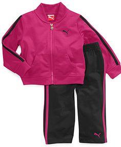 adidas baby, baby boys 2 pezzo tricot giacca e pantaloni, ragazzi