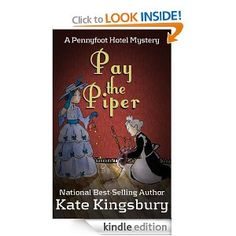 Pay the Piper (Pennyfoot Hotel Mystery): Kate Kingsbury: Amazon.com: Kindle Store