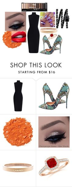 """""""So Rambos and board what should I do comment!!!!:)(:"""" by fashion235 ❤ liked on Polyvore featuring Christian Louboutin, Illamasqua and Chanel"""