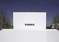 TECNO HOMES: Moliner House - Alberto Campo Baeza