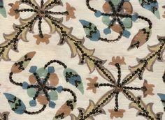 Tashkent embroidered
