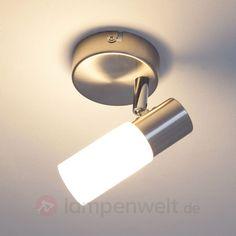 LED-Spot Tamia, nickel matt sicher & bequem online bestellen bei Lampenwelt.de.