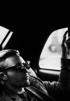 quitecontinental:  Velour #5 - Michael Pitt photographed by Matt Holyoak, 2012