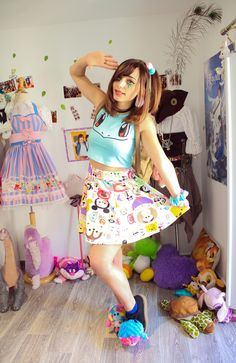 Woobox Offer  I take part in Kawaii internationnal contest. My outfit for Harajuku in Wonderland contest :  Please vote for me here  http://woobox.com/gop3ez/gallery/aq8rA_GM4XU