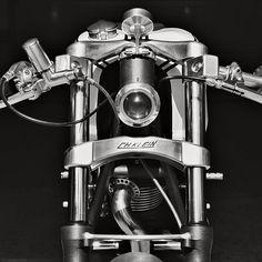 Ducati 350 Cafe Racer // Christian Klein