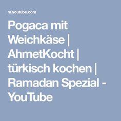 Pogaca mit Weichkäse | AhmetKocht | türkisch kochen | Ramadan Spezial - YouTube