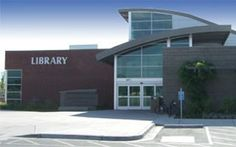 South Jordan Library in the Salt Lake County Library System.