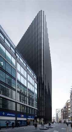 Farshid Moussavi wins planning for Fenchurch Street office block