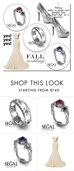 """""""SEGAL JEWELRY"""" by fatimka-becirovic ❤ liked on Polyvore"""