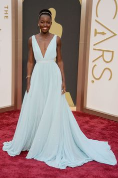 From a thigh-baring LBD to a swan-inspired frock, the Academy Awards red carpet has seen it all.