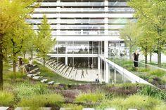 Galeria - BIG substitui Foster no projeto para o 2 World Trade Center - 4