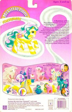 Colorswirl ponies backcard from My Little Wiki