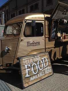 Food Truck, Madrid