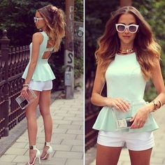 summer clothes, style, wear, outfit, woman