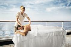 Massage at sea