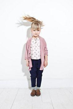 stylin little girl.