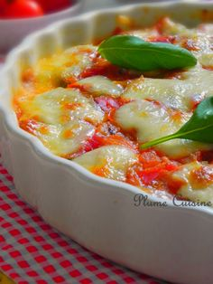 Lasagnes-courgettes-mozzarella Plats Weight Watchers, Apple Cake, Cooking Classes, Cheeseburger Chowder, Gluten Free Recipes, Thai Red Curry, Macaroni And Cheese, Soup, Tasty