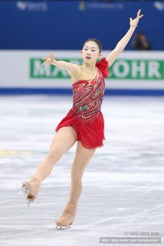 [여싱 프리] 2015 사대륙 선수권대회 사진모음 - 박소연, 김해진, 채송주 - : 네이버 블로그