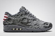 """best website e3160 9b1bd Releasing  Nike Air Max Lunar 90 SP """"Moon Landingâ"""