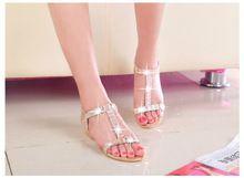 Fashion new 2014 summer shoes woman sandals women sandal for women flats flip flops Wedges sandal Girl women pumps sandy beach(China (Mainla...