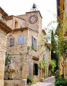 Provence - Seguret