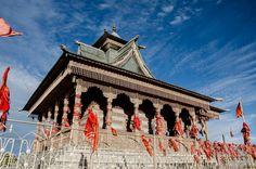 Hatu Temple,Narkanda,Shimla,Himachal Pradesh.