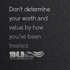 River Positive Thought...#1049theriver