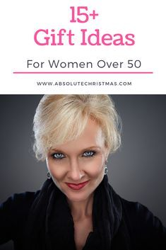 Best Gifts And Ideas For A Woman Age 50