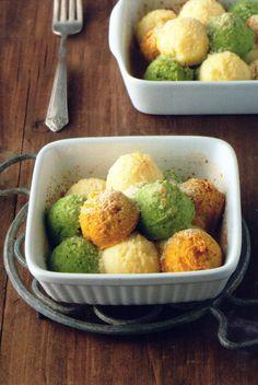 Σουφλέ (flan) καρότου με μπρόκολο στον ατμό και κοτόπουλο - Συνταγή i-Food.gr by Giorgio Spanakis