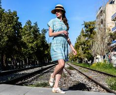 Dress up or dress down? Our Ciel Summer Dress is the best choice 👌. Find it on our Etsy store with discount. Link in bio. Greek Fashion, Etsy Store, Vintage Dresses, Light Blue, Dress Up, Things To Come, Hipster, Spring Summer, Summer Dresses