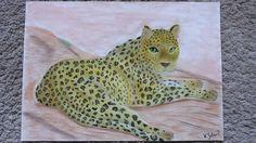 #leopard #eyes #danger #dangerous #cat #paint #painting #art #draw #drawing #zeichnen #animal #leo #fabercastel #wildlife #wild #instaart #beautiful #kreide