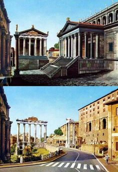 Popular tourist destinations In Rome. Ok so you want to visit one of the most breathtaking cities in the world, aka Rome, the question is, what tourist attractions can you see in Rome and what is their history Ancient Ruins, Ancient Rome, Ancient Greece, Ancient Artifacts, Rome History, Ancient History, European History, American History, Roman Architecture