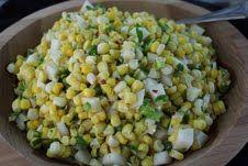 Summer Corn and Kohlrabi Salad
