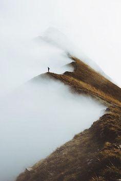 76 Foggy Mountains Ideas Foggy Mountains Landscape Scenery